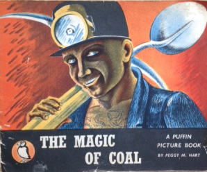 The Magic of Coal: jacket image